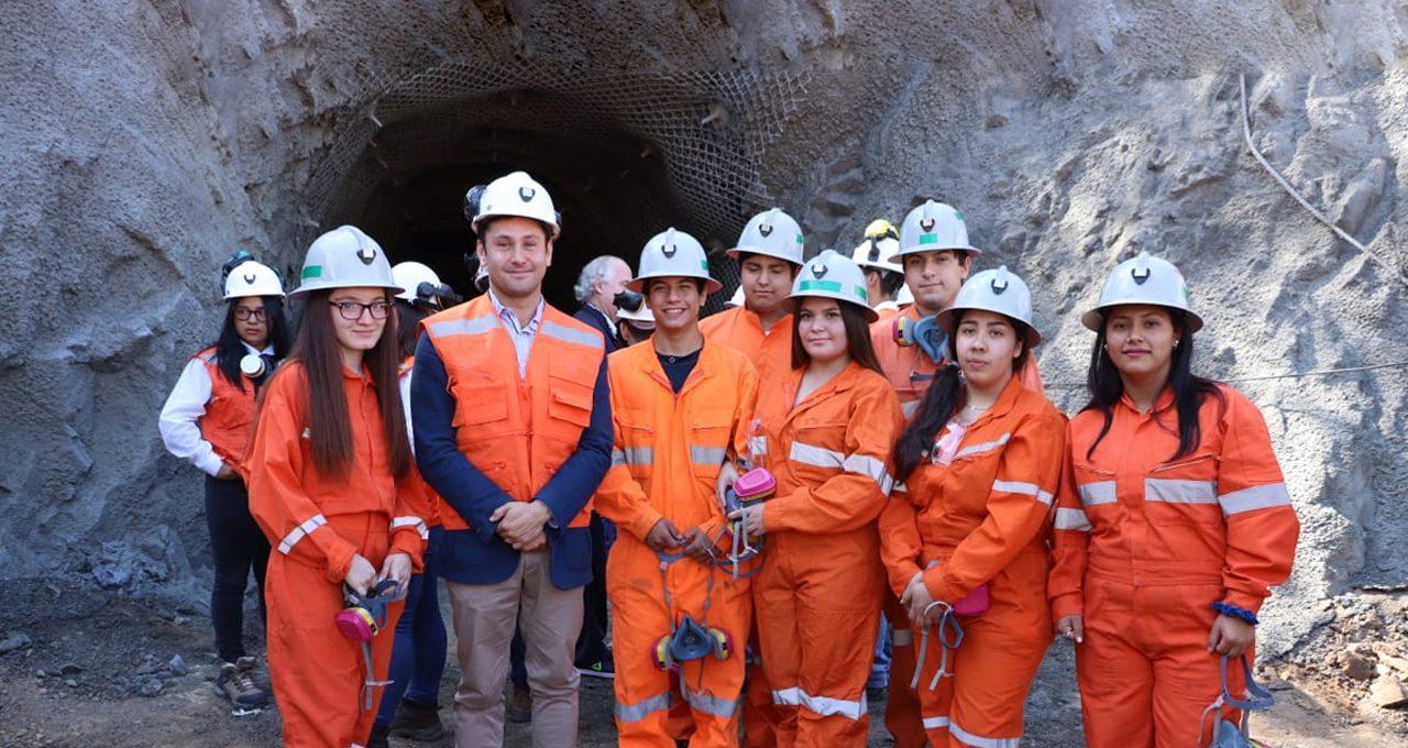 Ingeniería Civil en Minería