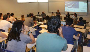 Profesores y estudiantes reflexionan acerca de la brecha de género en la FIC
