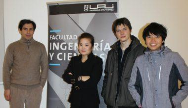 Profesor FIC desarrolla junto a equipo internacional primer proyecto chileno de robótica blanda