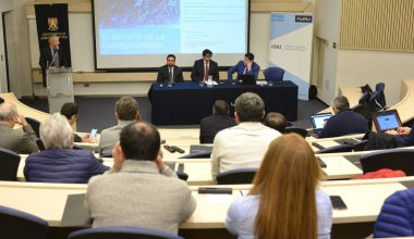 Ingeniería UAI, sede de Encuentro Anual de Biología de la Asociación de Colegios Británicos