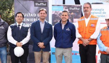 Ingeniería y Gobierno Regional de O'Higgins inauguran en Chancón túnel minero para fines educativos