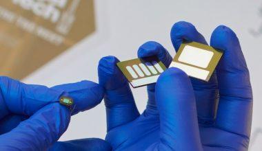 Investigador UAI crea proyecto de tecnología orgánica que reduce hasta 10 veces el consumo de energía.